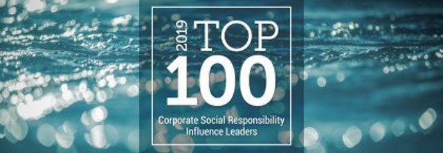 Assent Compliance Top 100 CSR influencers
