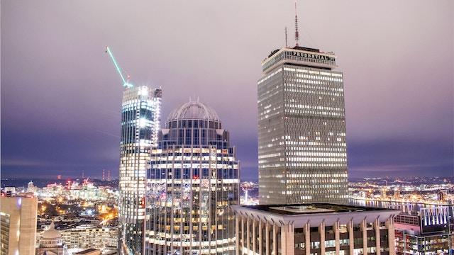 Photo of Boston by Wellesley Yan